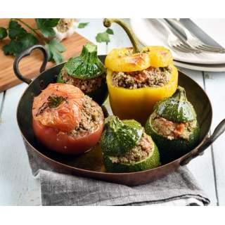 Mélange légumes farcies